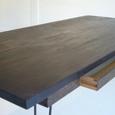 古材テーブル1