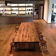 八海山雪室*大テーブル